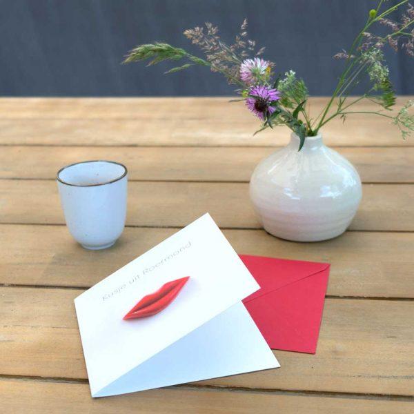 kaart roermond rode envelop