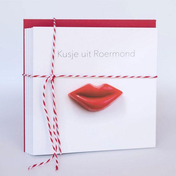 pakketje kaarten Roermond