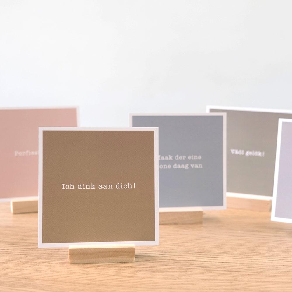 kaartjes roermonds dialect